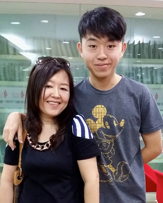 EduSpiral helped me to find the right college for A-Levels, & now they have helped me to choose what to study after my A-Levels. Chee Kin, Actuarial & Finance degree at UCSI University