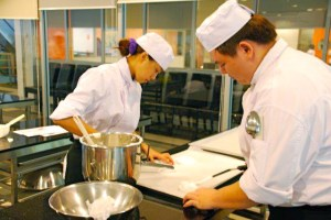 HELP CAT's Diploma in Culinary Arts is focussed on French and Chinese cuisine as anchor for culinary education.