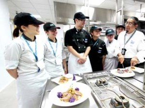 Hot Kitchen - Atelier at KDU University College Utropolis Glenmarie Campus