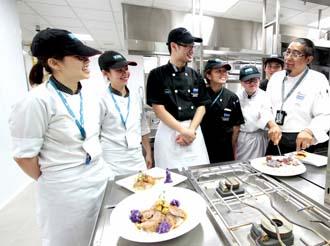 Hot Kitchen - Atelier at University of Wollongong (UOW) Malaysia KDU