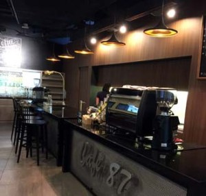 8ighty 7even by COFFEX at KDU University College Utropolis Glenmarie Campus