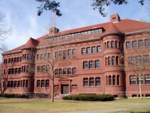 Sever Hall, Harvard University