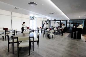 Western Restaurant - SAVUER at University of Wollongong (UOW) Malaysia KDU