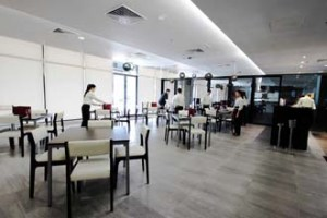 Western Restaurant - SAVUER at KDU University College Utropolis Glenmarie Campus