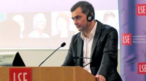 Deputy Prime Minister – Chief of the Government Staff Vladislav Surkov's answers to audience questions at the London School of Economics and Political Science