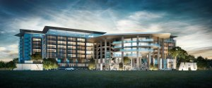 APU's new ultra-modern University Campus located within Technology Park Malaysia (TPM) set to be ready in 2015.