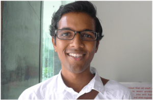 Kailash Kalaiarasu, HELP A Level student, ex-St John's Institution KL, scored A in Physics, Chemisty and Economics, and A* in Math. He will study Law at University College London on a JPA scholarship.