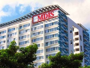 Students from all over the world come to study at the safe & conducive campus at MDIS Singapore