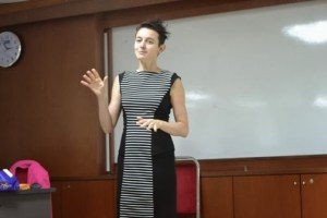 Associate Professor Christy Collis from the University of Queensland, Australiia