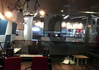 Radio Station at University of Wollongong Malaysia (UOWM) KDU, Utropolis Glenmarie