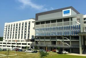 KDU University College's new campus at Utropolis Glenmarie, Shah Alam