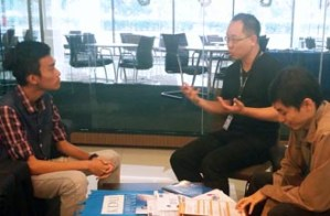 EduSpiral took my father & I to visit University of Wollongong Malaysia (UOWM) KDU and talk to the Game Technology lecturer & Head. I was able to make a good decision in choosing the right university. Choon Meng, Game Technology at UOWM KDU