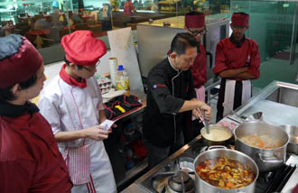 Culinary Arts at UCSI University