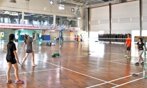 Students get value for money at UCSI University with access to excellent sports facilities