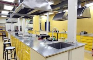 Food Science lab at UCSI University