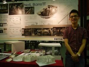 KBU International College Interior Design Final Year Student's Project Presentationa