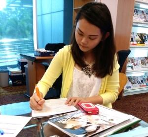 Jane, Asia Pacific University
