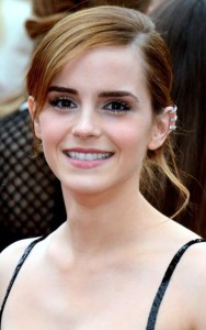 Emma Watson from Harry Potter fame has a degree in English literature from Brown University