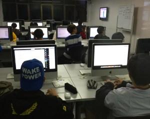 Adobe Illustrator Class at Malaysian Institute of Art (MIA)