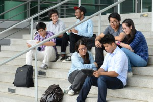 Heriot-Watt University Malaysia is home to top students