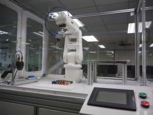 Mechatronics Engineering Lab at Asia Pacific University
