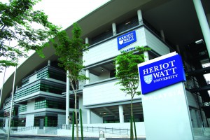 Heriot-Watt University Malaysia is a top ranking UK university for Engineering