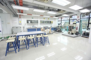 Geomatic & Concrete Lab for civil engineering students at UCSI University