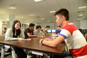 Heriot-Watt University Malaysia provides an excellent learning environment