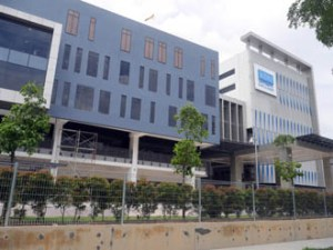 KDU University College's new campus at Utropolis Glenmarie, Shah Alam