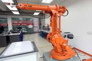Robotic PLC Micro-Processor Lab for engineering students at UCSI University