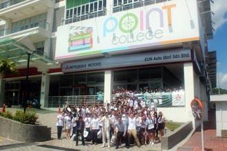Point College Online Application & Registration