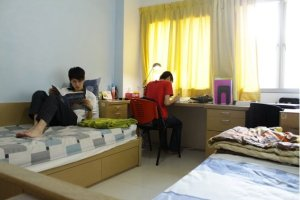 UCSI University Off-campus hostel accommodation at Angkasa Condominium