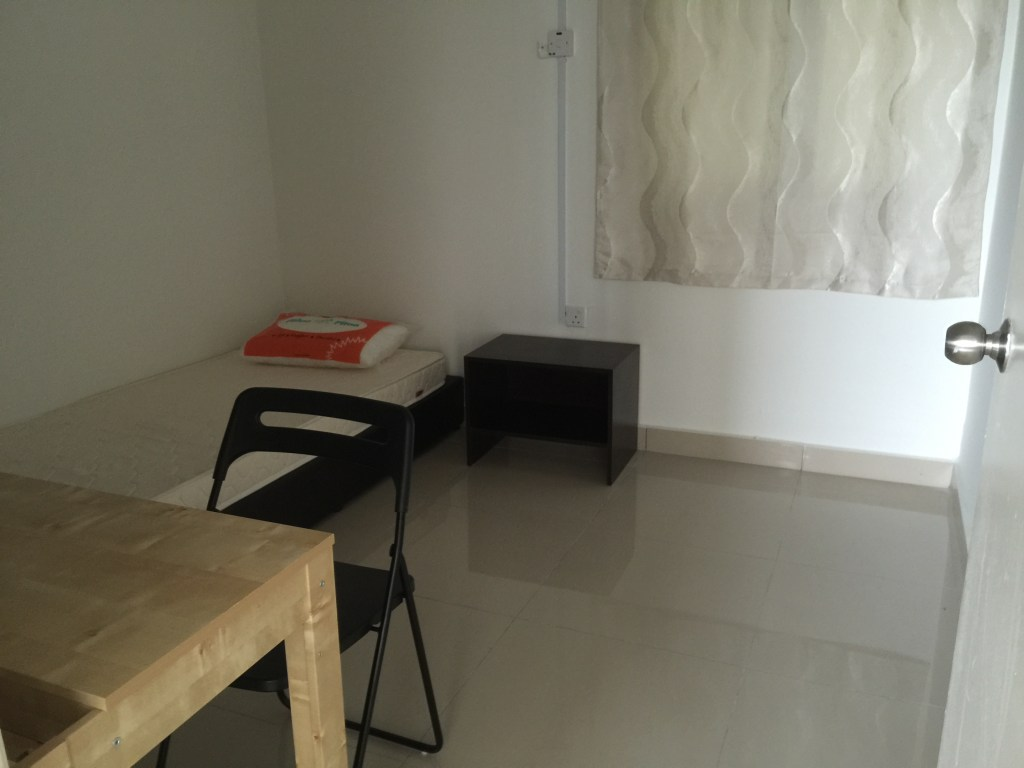 Single Room at the Arc Condo, student accommodation for Heriot Watt University Malaysia