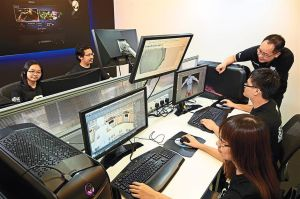 KDU University College uses state-of-the-art Dell Alienware machines in its lab to educate students on game development and keep them abreast of all the latest technologies.