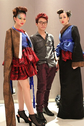 Malaysian Institute Of Art Mia Textile Fashion Design Student Lim Jia Hui Winner Of Sakura Collection Students Awards 2013 Best Advise Information On Courses At Malaysia S Top Private Universities And