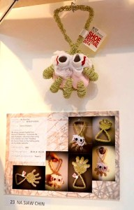 Malaysian Institute of Art (MIA) Graphic Design student, Na Siaw Chin won the 1st Prize in The