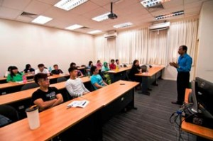 Curtin University Sarawak's lecturers are qualified with years of teaching experience to bring out the best in their students