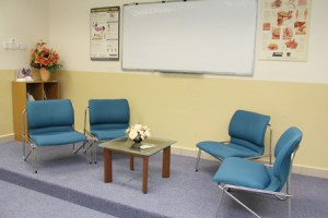Solace Room for the Diploma in Nursing students at KDU Penang University College