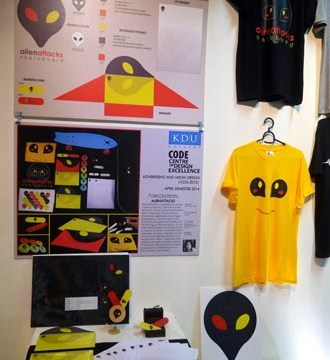Creative designs from KDU College Penang students Best ...