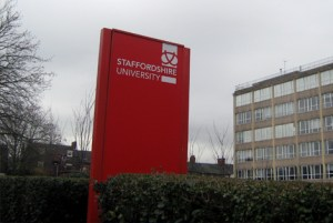 Graduates from APIIT will be awarded the degree from Staffordshire University, UK