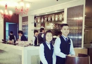 Students get real life practical studies at YTL International College of Hotel Management (YTL-ICHM)