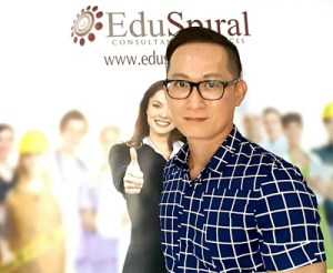 Lonnie Sik, Founder & Managing Director of EduSpiral Consultant Services has more than 20 years experience in the private education industry and counseling students on choosing the right course