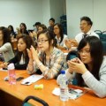 The highly experienced lecturers at Asia Pacific University are interactive & engages students in a vibrant learning environment