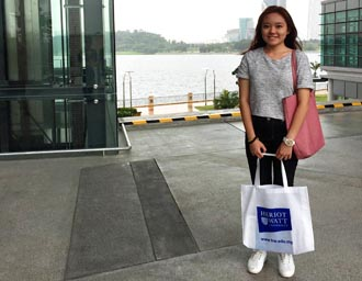 Actuarial Science at Heriot-Watt University Malaysia