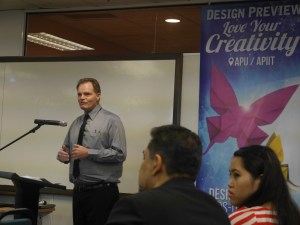 Design students at APIIT will be taught by qualified and experienced lecturers with industry experience