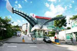 UCSI University is strategically located at Taman Connaught, Cheras, Kuala Lumpur with easy access to restaurants, banks, public transportation & other amenities