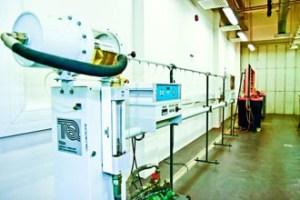 Curtin University Sarawak has technologically advanced engineering labs