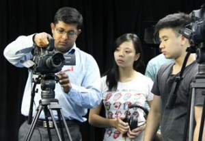 HELP University Media Studies students get personal attention from experienced lecturers
