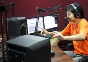Mass Communication students at HELP University have access to state-of-the-art equipment to hone their skills