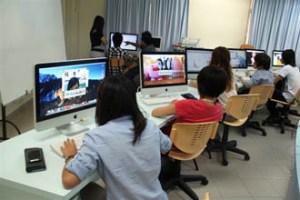 Mac lab at KDU Penang University College